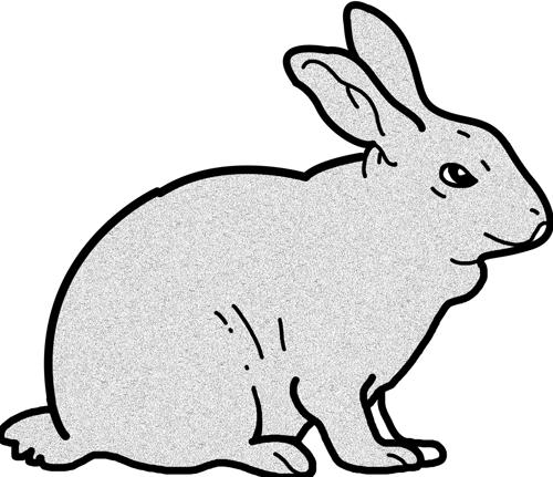 Rabbit Clip Art - Rabbit Clip Art