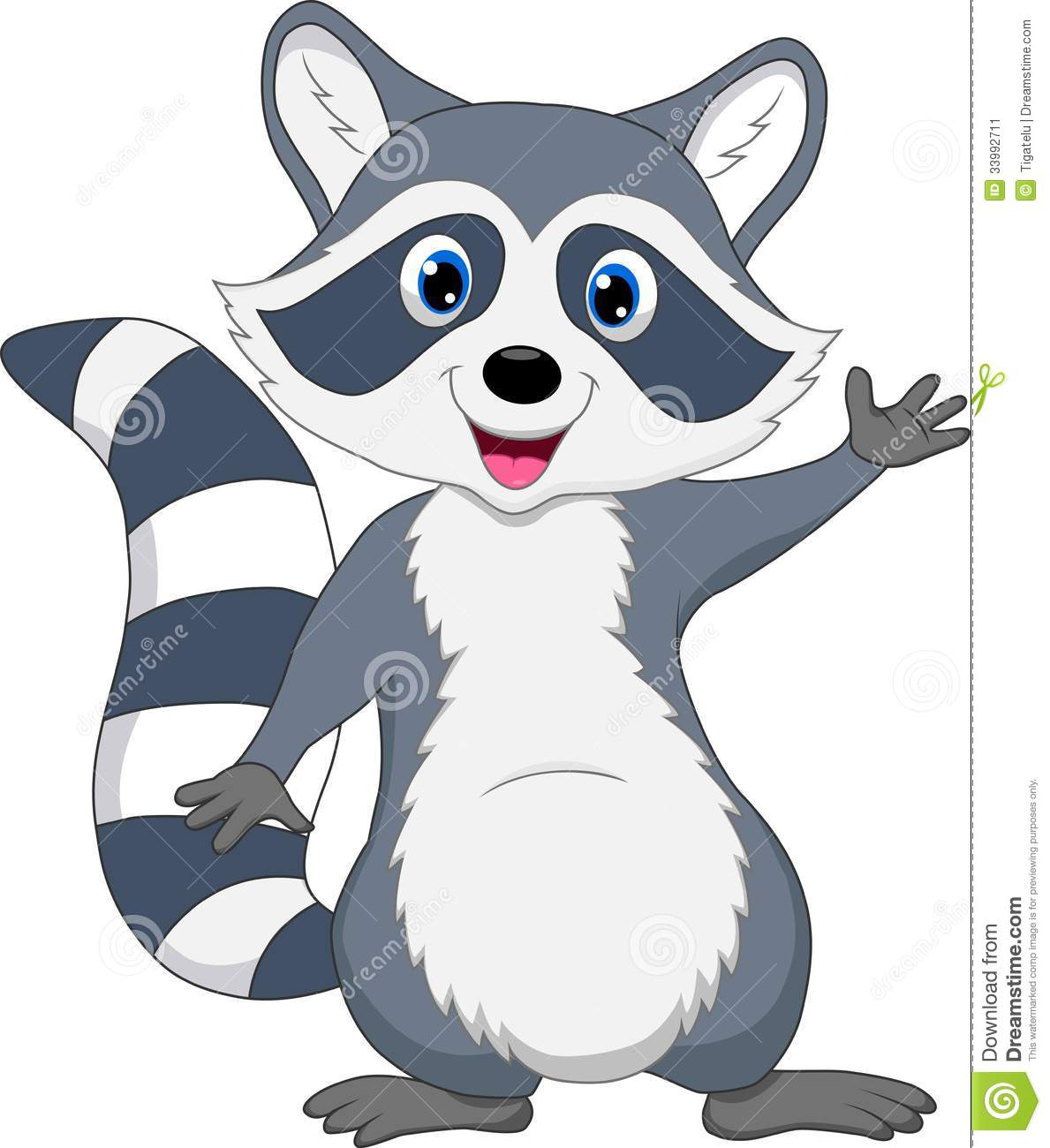 Raccoon Clip Art-Raccoon Clip Art-11