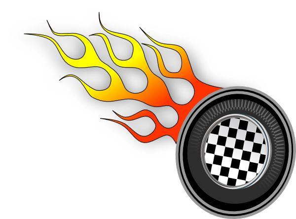racetrack clipart