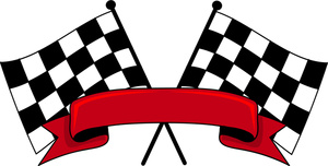 Racing Flag Flowing Rght Clip ... 1000  -Racing Flag Flowing Rght Clip ... 1000  images about Checkered .-14