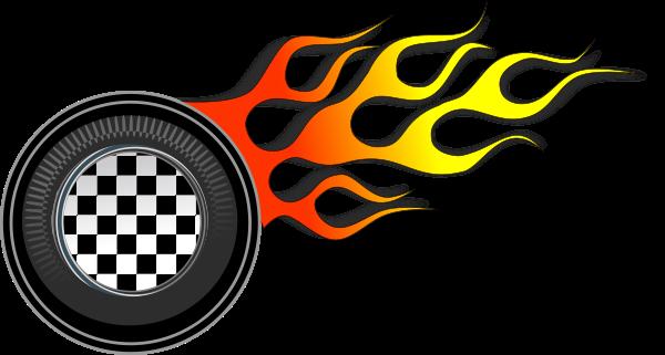 Racing Wheel SVG Vector file, vector clip art svg file - ClipartsFree