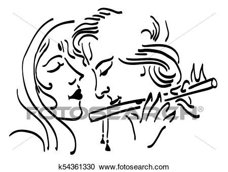 Clipart - Radha, Krishna. Hindu God. Fot-Clipart - Radha, Krishna. Hindu God. Fotosearch - Search Clip Art,  Illustration-4