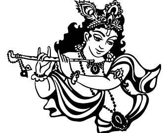 Image result for shri krishna clipart