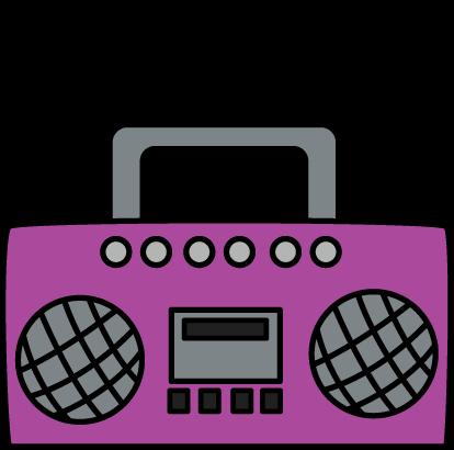 Radio Clipart-radio clipart-9