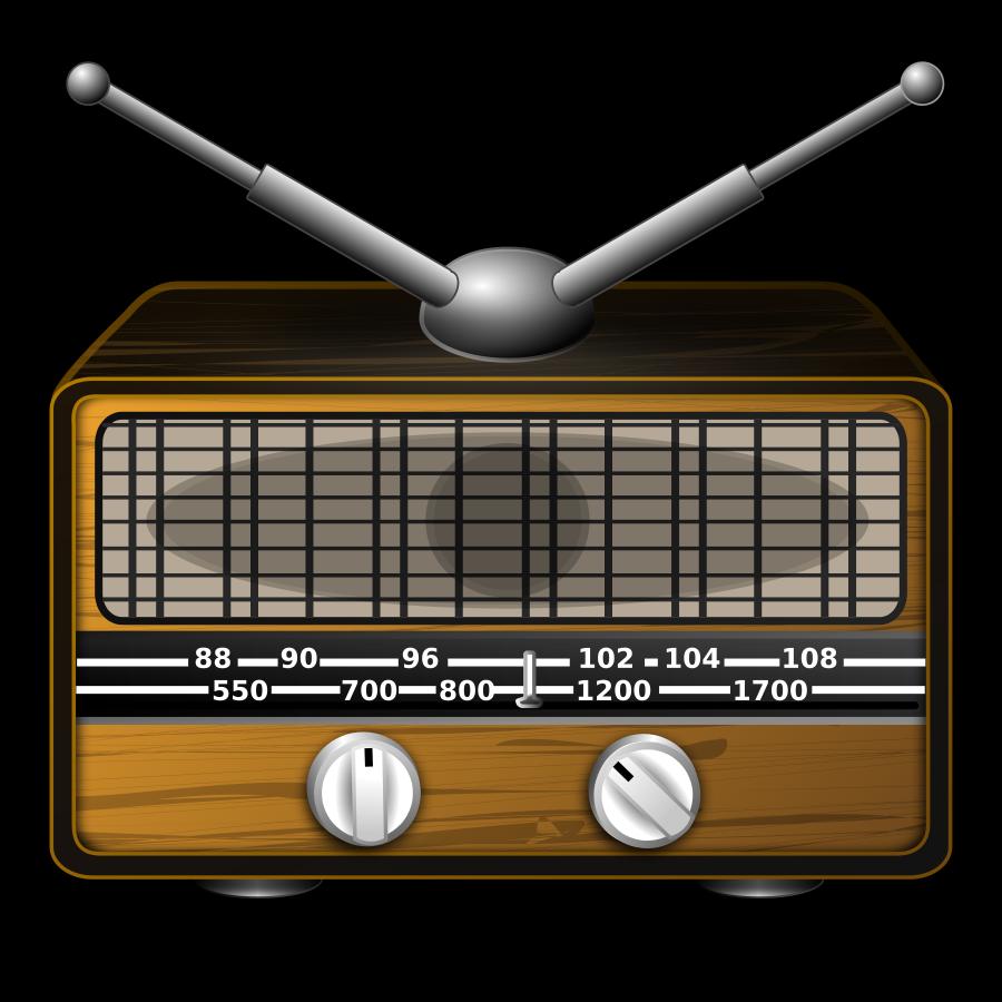 Radio Clipart-radio clipart-10