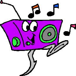 Radio Clip Art-Radio clip art-13