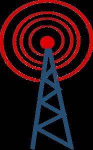 Radio Tower Clip Art-Radio Tower Clip Art-5
