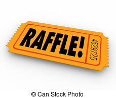 Raffle Ticket Word Enter .