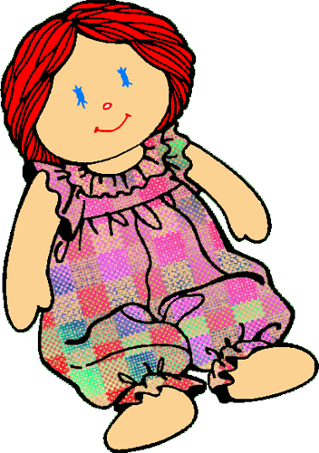 Rag Doll Clip Art For Pinterest