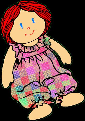 Rag Doll Clip Art For Pinterest-Rag Doll Clip Art For Pinterest-3