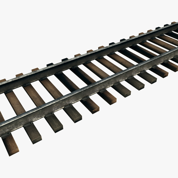 Railroad Tracks Clipart - Railroad Track Clipart