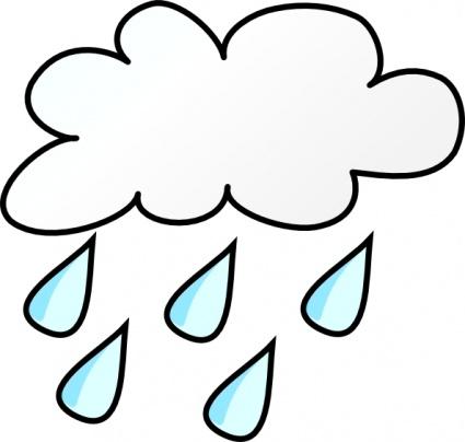 rain cloud clipart-rain cloud clipart-3