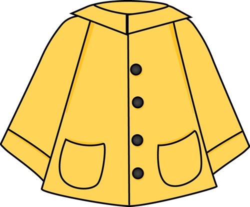 Rain Coat Clip Art-rain coat clip art-13
