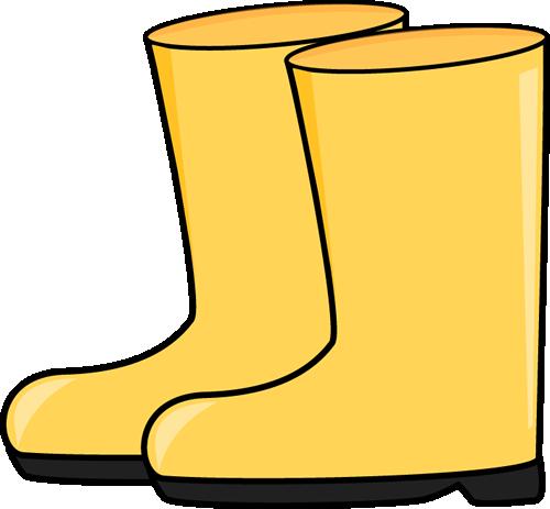Rain Boots - Boots Clip Art