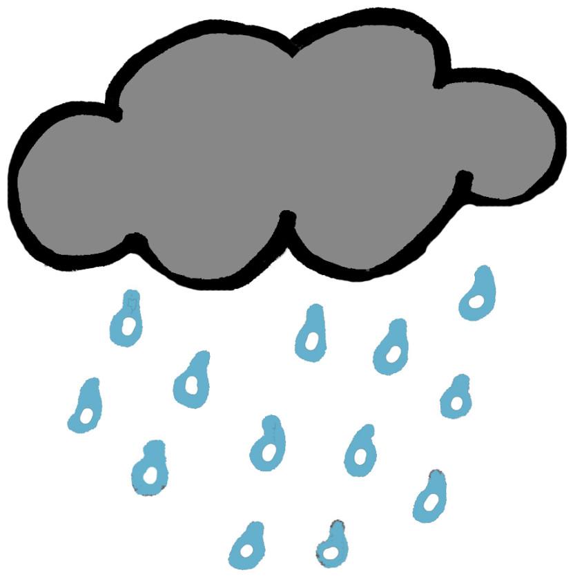 Rain Clip Art Free Free Clipart Images