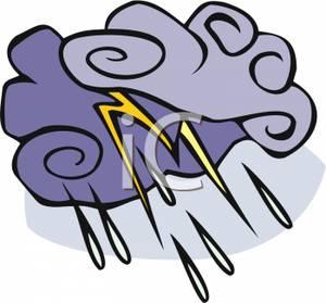 Rain Clip Art u0026middot; storm clipart