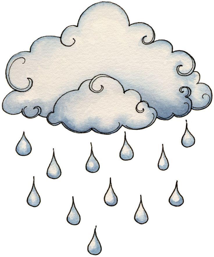 Rain Clipart #10