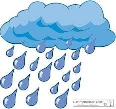 Image result for rain clipart