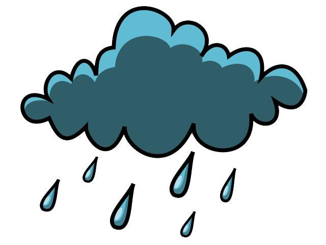 rainy clipart