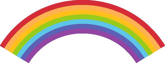 Rainbow Backgrounds. Rainbow Backgrounds u0026middot; Weather Clip Art