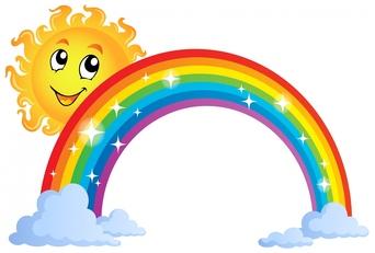 Rainbow clip art rainbow images cliparta-Rainbow clip art rainbow images clipartall-10