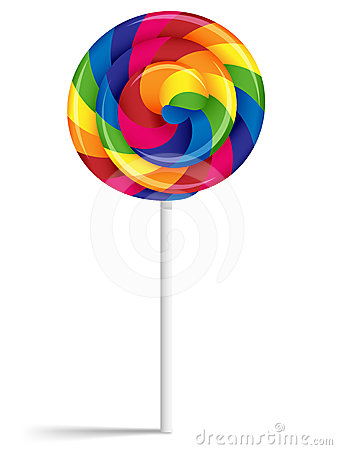 Rainbow Lollipops Clipart Swirly Rainbow-Rainbow Lollipops Clipart Swirly Rainbow Lollipop 24614165 Jpg-12