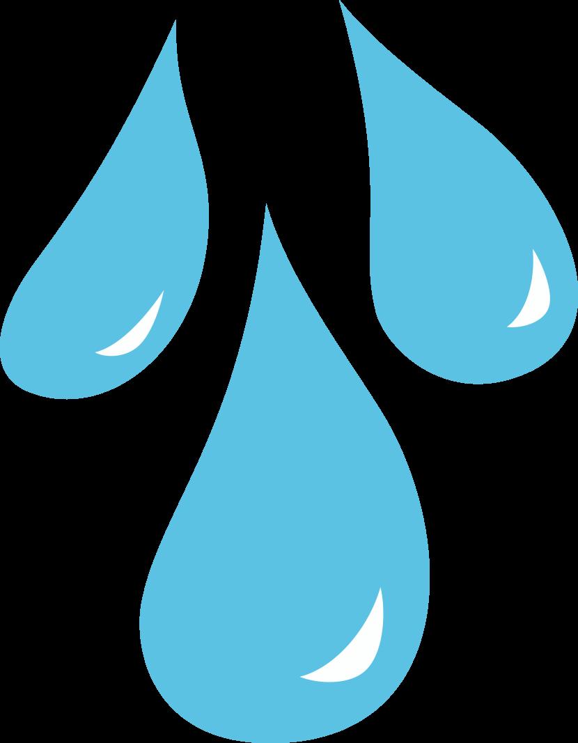 Raindrop Clip Art Free - Raindrop Clip Art