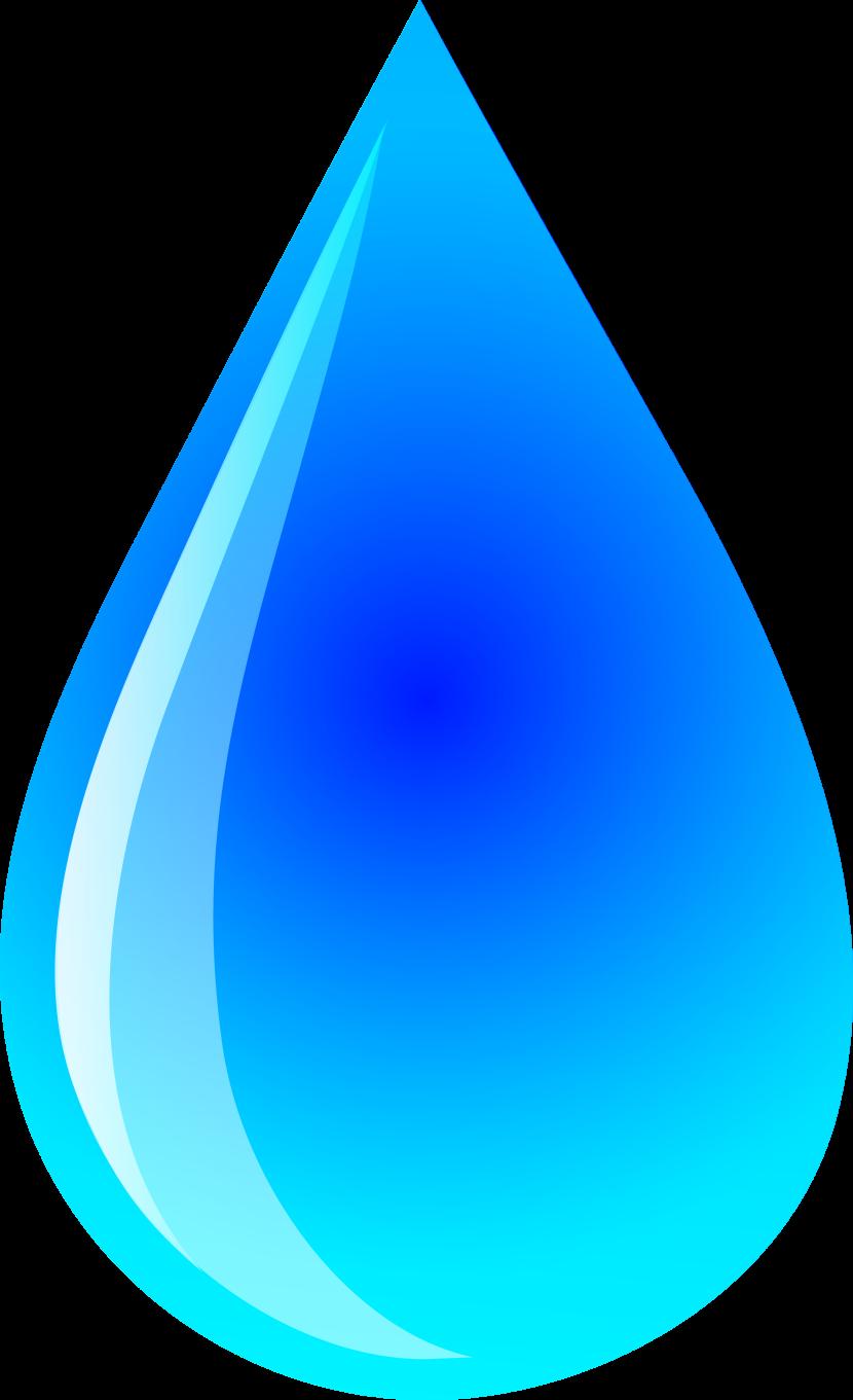 Raindrop Vector