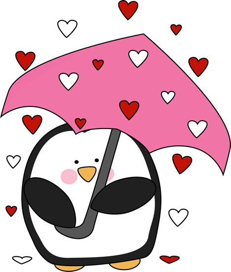 Raining Valentineu0026#39;s D - Valentines Day Clipart