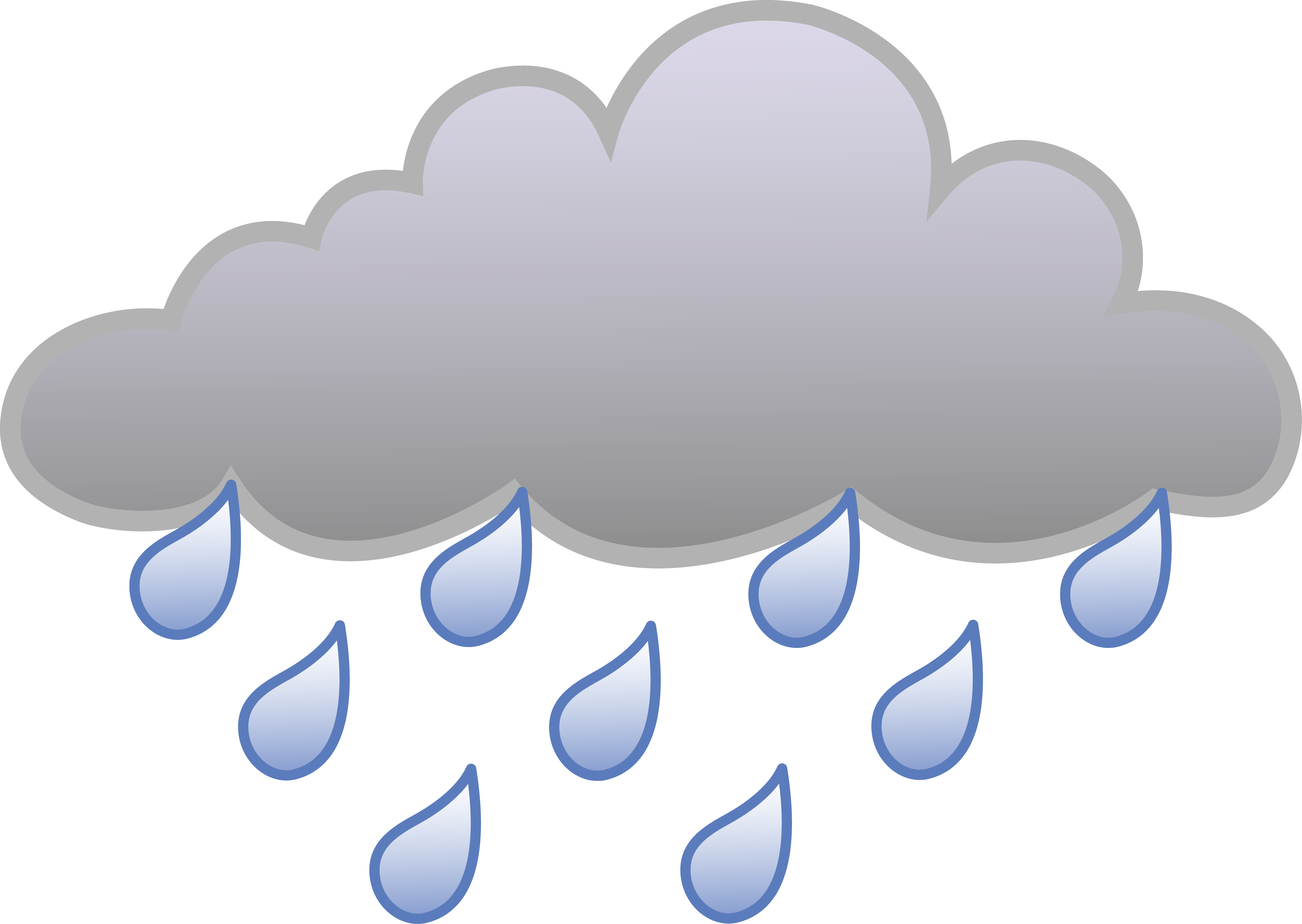 Rainy Clipart | Free Download .