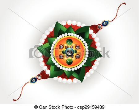 Abstract Raksha Bandhan Background - Csp-abstract raksha bandhan background - csp29159439-0