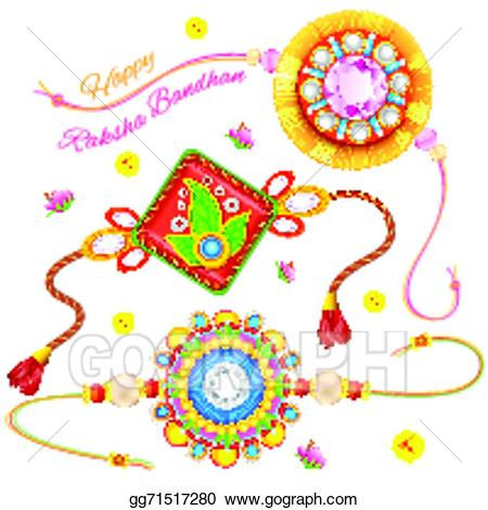 Decorative Rakhi For Raksha Bandhan-Decorative Rakhi for Raksha Bandhan-7