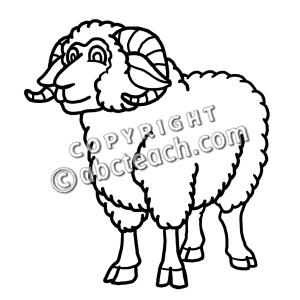 Ram Clip Art-Ram Clip Art-7