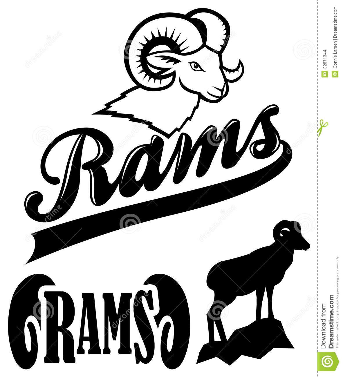 Ram Clipart-Ram Clipart-16