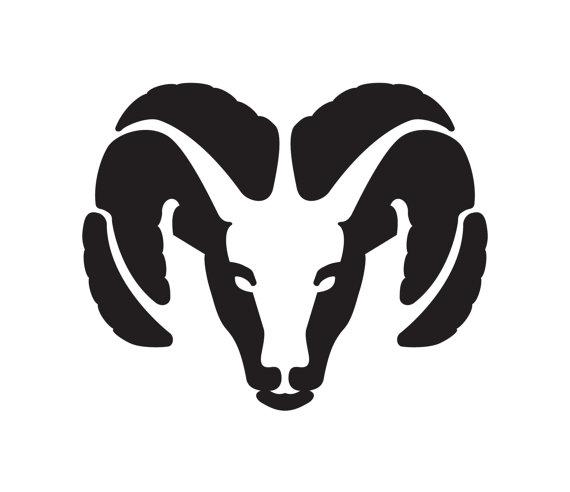 ... Ram Head | Free Download  - Ram Head Clip Art