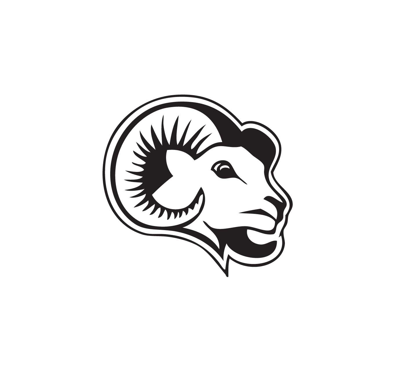 Ram Mascot Clipart-Ram Mascot Clipart-18