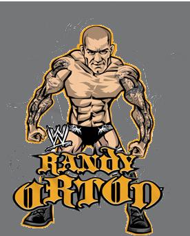 Randy Orton Clipart-Clipartlook.com-276