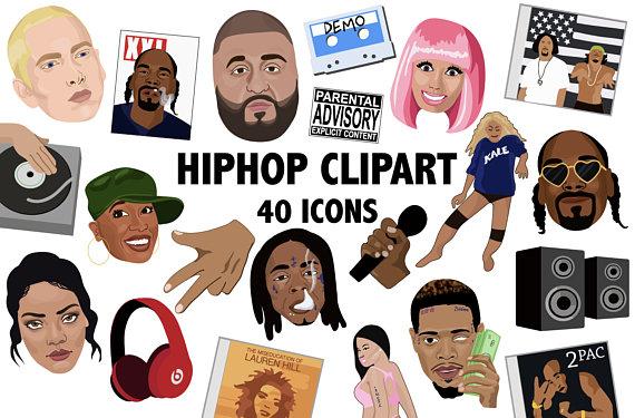 Rap Clipart-Clipartlook.com-570