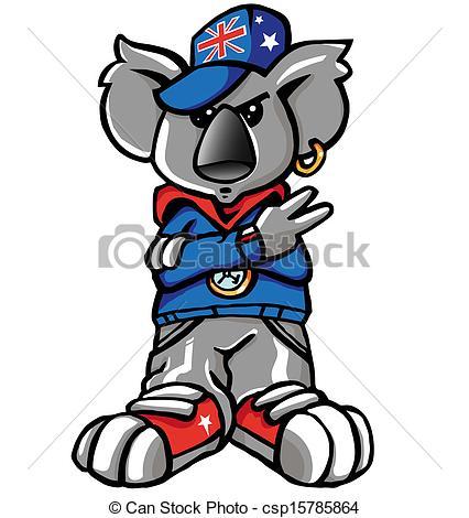 koala rap - csp15785864