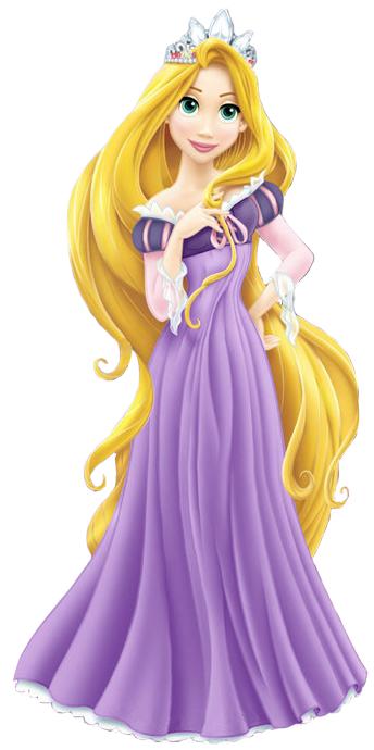 Rapunzel Clipart By Asfodelogato On Deviantart