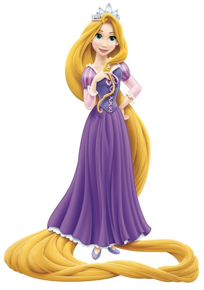 Rapunzel Cliparts-Rapunzel cliparts-2