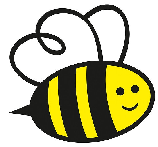 Rated bumble bee clip art to .