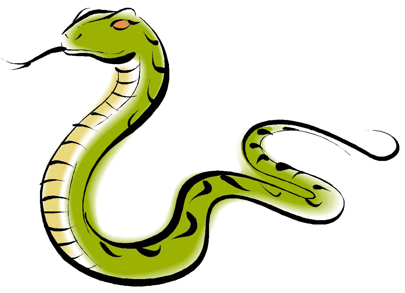 Rattle Snake Clip Art | Clipart library - Free Clipart Images