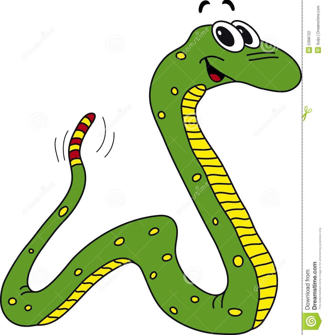 Rattle Snake Clip Art Snake .