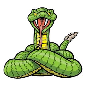 Rattlesnake Clipart-rattlesnake clipart-8