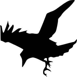 Raven Clipart Cliparts Co