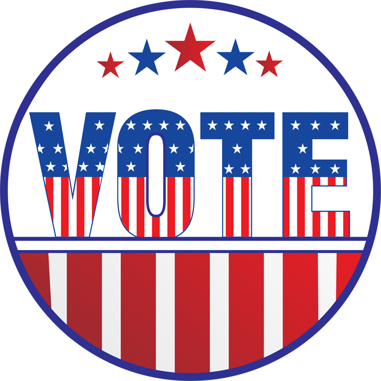Re Election Clipart Election Day Vote Png