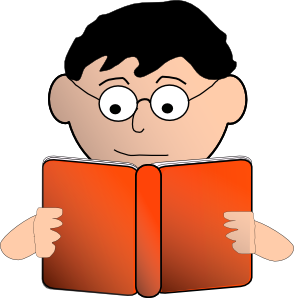 Reading Clip Art
