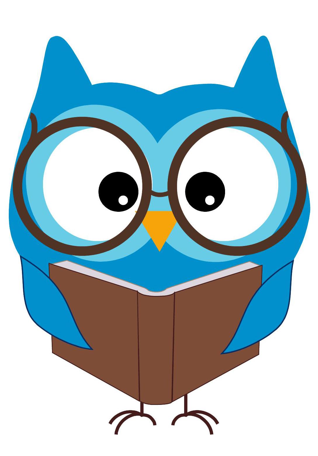 Reading Owl Clip Art Cliparts Co-Reading Owl Clip Art Cliparts Co-11