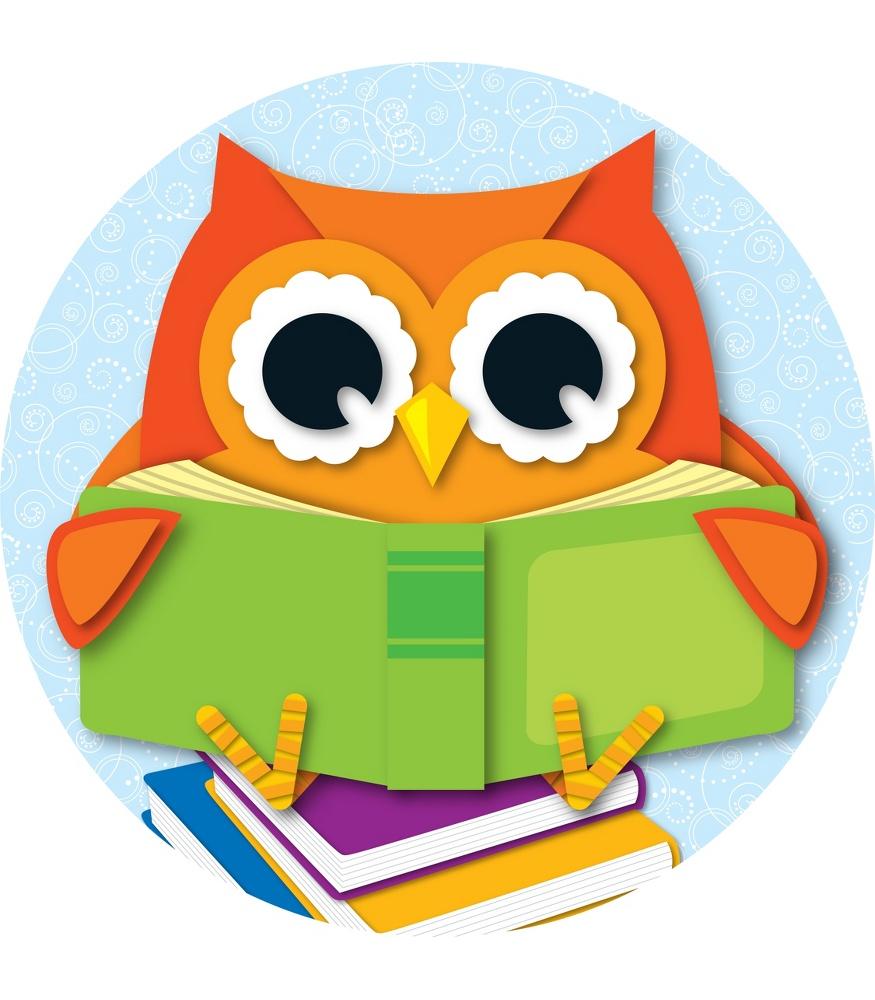 Reading Owl Notepad .-Reading Owl Notepad .-12